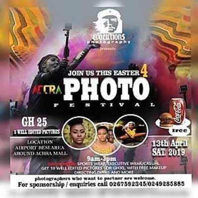 Accra Photo Festival 2019 Edition