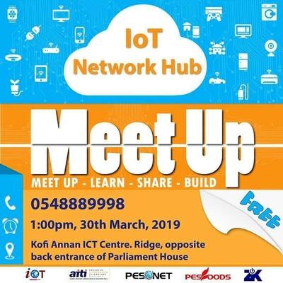 IoT Network Hub's Meetup