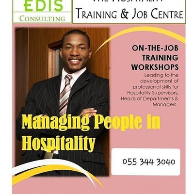 Managing People In Hospitality!