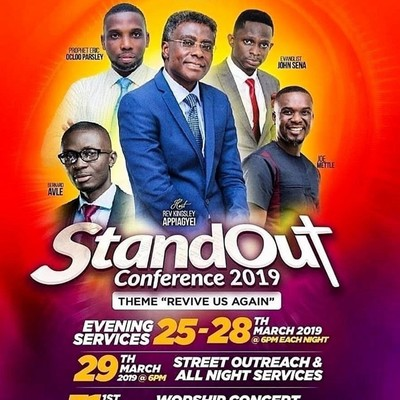 StandOut Conference 2019
