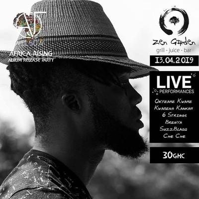Africa Rising Album Release Party