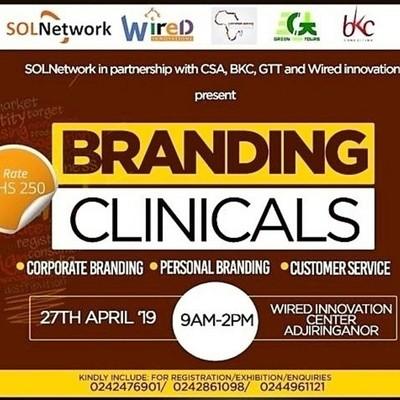 Branding Clinicals