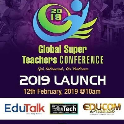 GLOBAL SUPER TEACHERS CONFERENCE 2019 - EDUTALK  / EDUTECH EXHIBITION / EDUCOM AWARDS