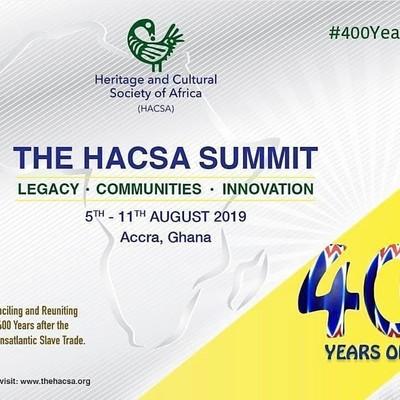 The HACSA Summit : 400 Years On