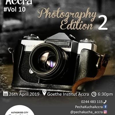 Pecha Kucha Night Accra Vol. 10