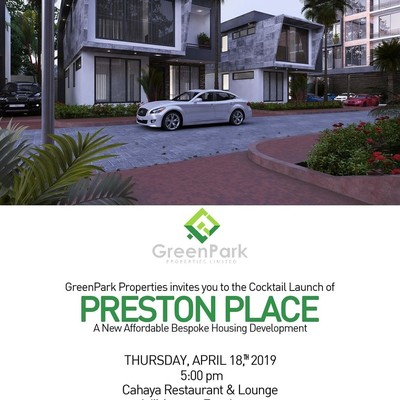 Launch Reception for Preston Place, a Bespoke Housing Development