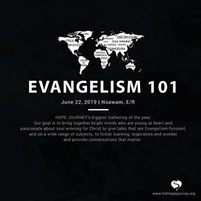 Evangelism 101 Seminar