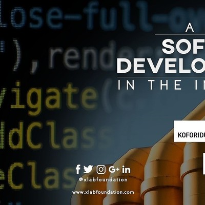 Talk on Software Development in the Industry