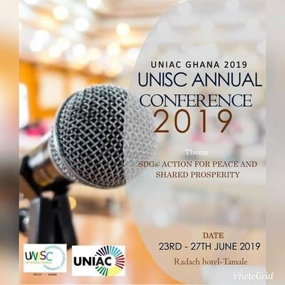 UNIAC GHANA 2019