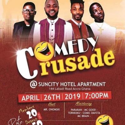 Comedy Crusade