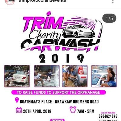 Trim Charity Carwash