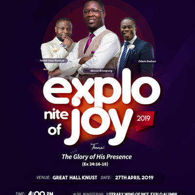 Explo Nite of Joy 2019