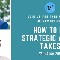 How To Be Strategic About Taxes