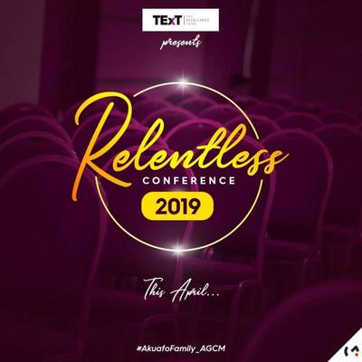 RELENTLESS CONFERENCE 2019.