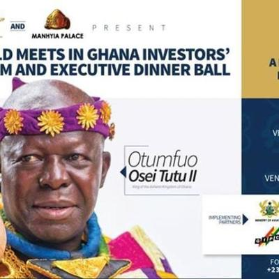 World Meets in Ghana Investors Forum & Dinner Ball