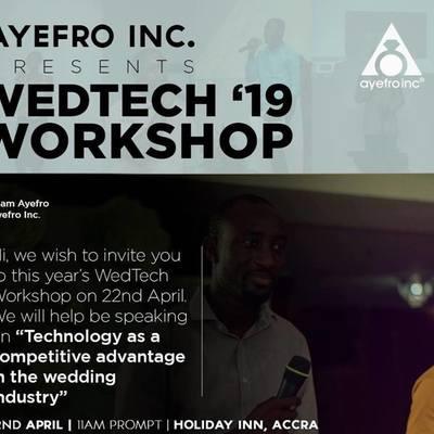 WedTech '19 Workshop