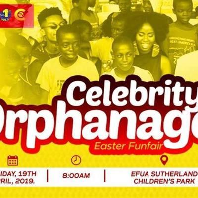 Celebrity Orphanage Easter Funfair