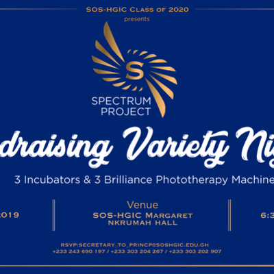 Spectrum Variety Night