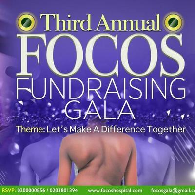Third Annual FOCOS Ghana Gala