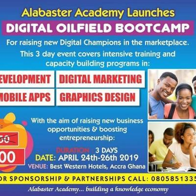 DIGITAL OILFIELD BOOTCAMP