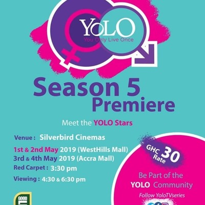Yolo Season 5 Premiere