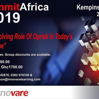 RISK SUMMIT AFRICA 2019