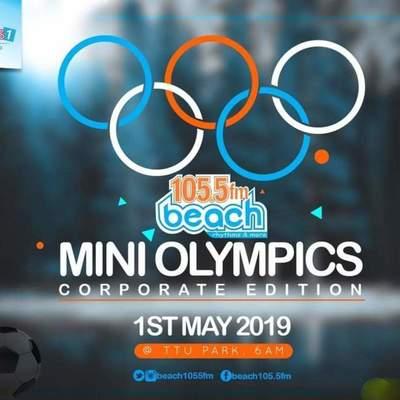 Mini Olympics (Corporate Edition)