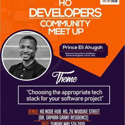 Ho Developers Meetup III