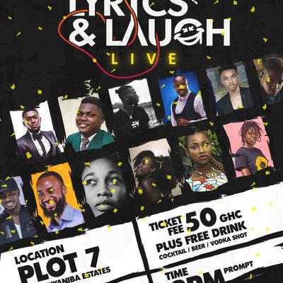 Lyrics & Laugh Live