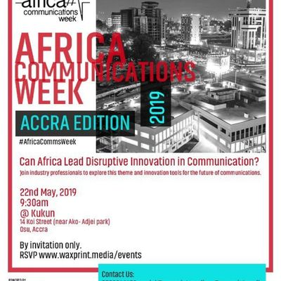 Africa Communications Week 2019