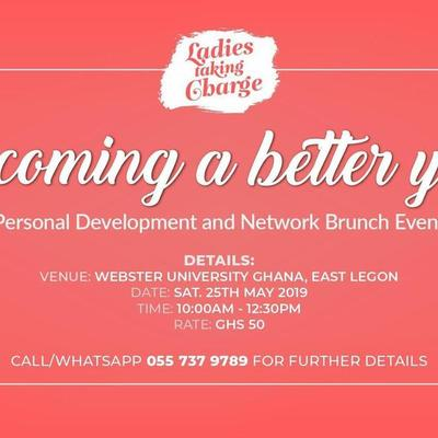 LTC - May 19 Edition: Personal Development & Networking Brunch