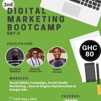 Digital Marketing Bootcamp -2nd Edition(Day 2)