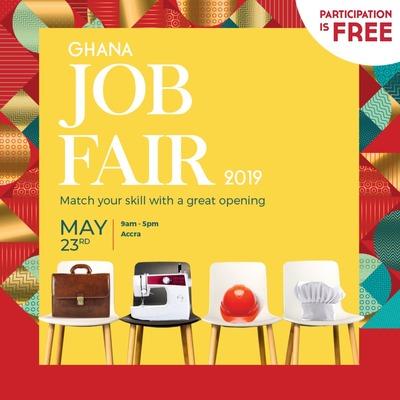 Ghana Job Fair 2019
