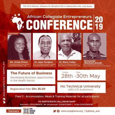 ACE-Ghana Entrepreneurship Conference 2019