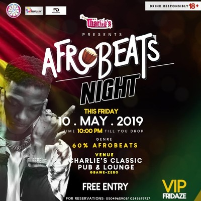 AfroBeats Night