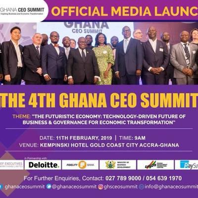 The 4th Ghana C.E.O Summit