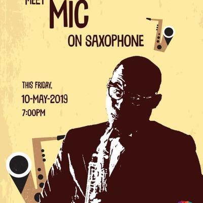 Meet Mic On Saxophone