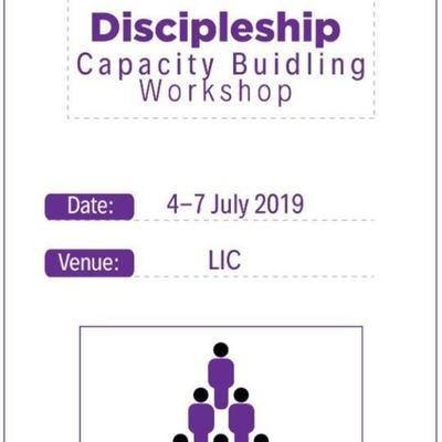 LIC Discipleship Capacity Building Workshop 2019