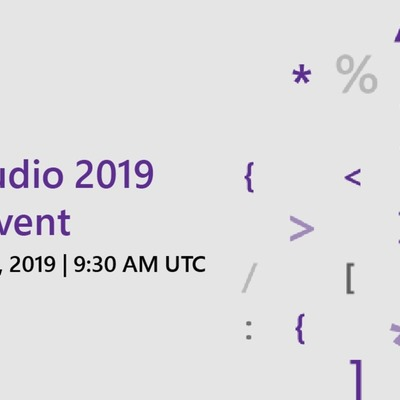 Microsoft Visual Studio 2019 Launch - Kumasi