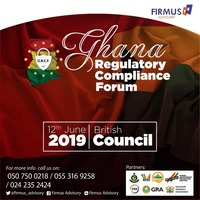 Ghana Regulatory Compliance Workshop