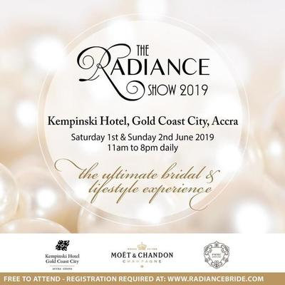 Radiance Wedding Fair 2019 - Kempinski, Accra