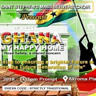 Ghana My Happy Home Musical Concert