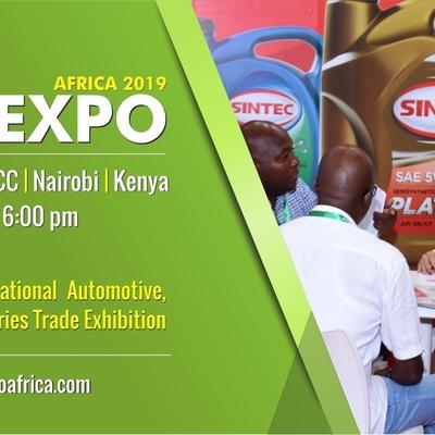 22nd Autoexpo Kenya 2019