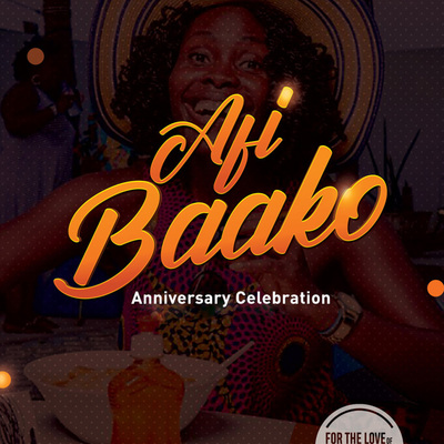 For the Love of Fufu AFI BAAKO