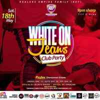 White On Jeans Club Party