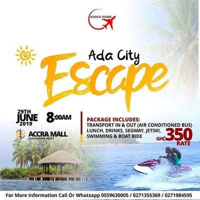 Ada City Escape