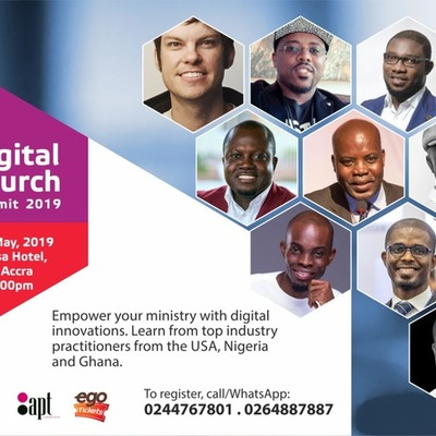 Digital Church Summit 2019