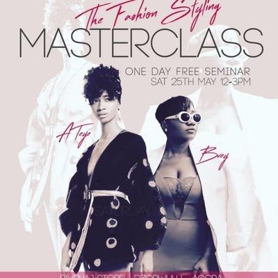 The FashionStyling MasterClass