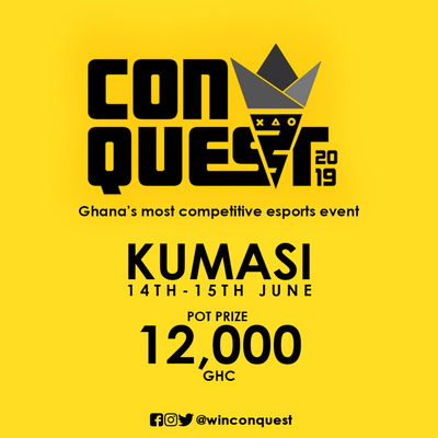 MTN iFEST CONQUEST 2019 - KUMASI EDITION
