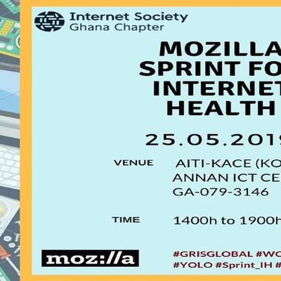 Mozilla Sprint for Internet Health-Ghana(GRIS-ISOC GH)